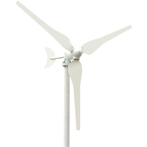 Turbina 50W Wind Generator DC 24V Garden Street Lights turbine eoliche 3 pale Wind Generator Kit bassa velocita del vento di partenza