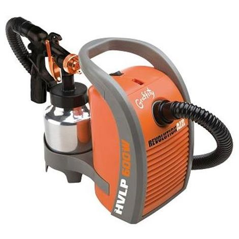 TURBINA PINTAR 600W. 1 L. GRAFFITY