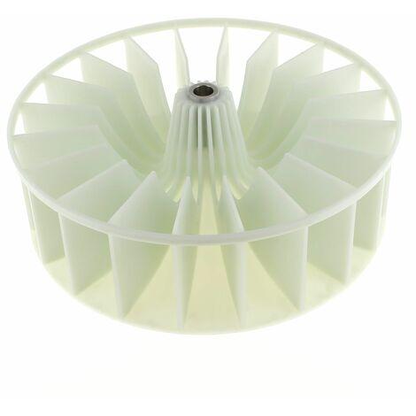 Turbine ventilateur arriere pour Seche-linge Bosch, Seche-linge Siemens