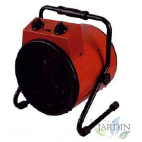 Turbo calentador eléctrico 0º a 65º, 200W
