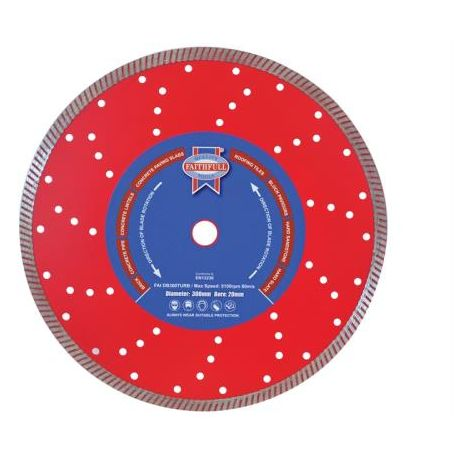 Turbo Cut Diamond Blade 115mm x 22mm
