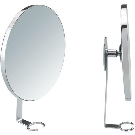 Turbo-Loc® espejo antiempañante de acero fino WENKO