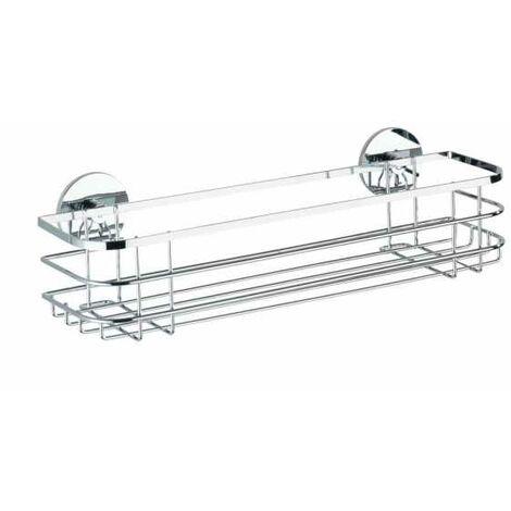 Turbo-Loc® Stainless Steel maxi shelf WENKO