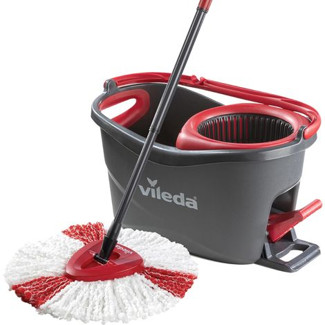Turbo Spin Mop & Bucket Kit