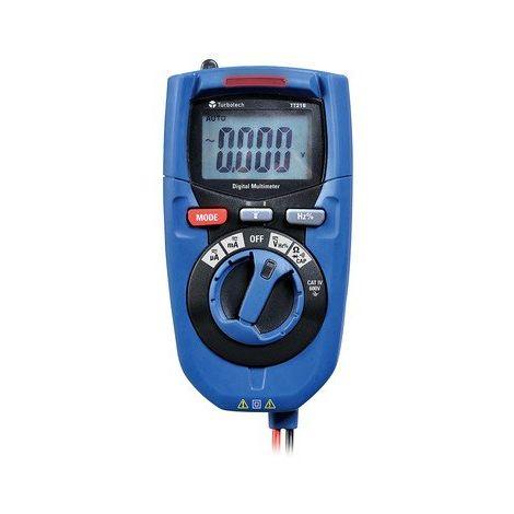TURBOTRONIC- Multimètre numérique de poche - TT218