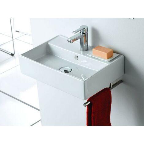 TURIN Lavabo con toallero