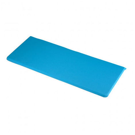 Turquoise 2 Seater Bench Cushions 116 x 46 x 4cm