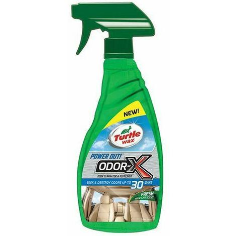 Turtle Wax 52744 Power Out! Odor-X Car Odour Eliminator - 500ml - 52744