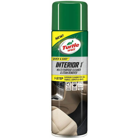 """main image of """"Turtle Wax 52816 Interior 1 Multipurpose Cleaner & Stain Remover - 500ml - 52816"""""""