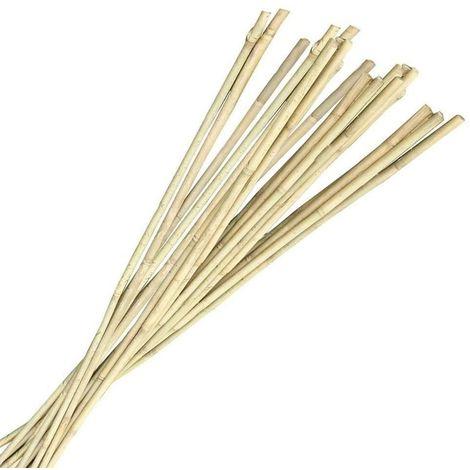 Tuteur bambou 1m50 (Lot de 15)