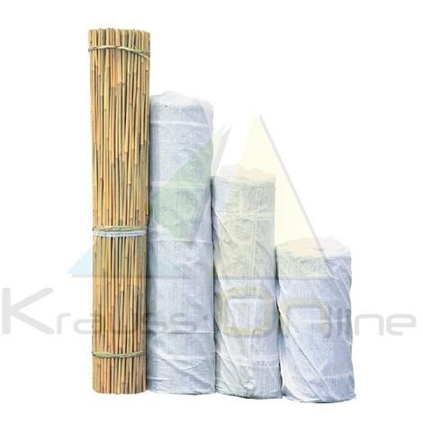 Tutor Bambu Natural 0.60 Diam. 6/8 Mm.