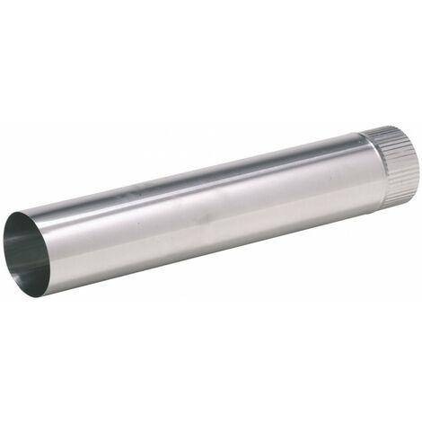 Tuyau 1000mm aluminium d125