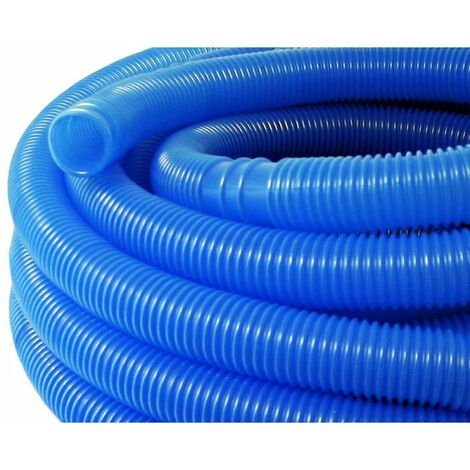 Tuyau 1.5m 32mm de piscine BLEU Tuyau flottant sections préformées - Bleu