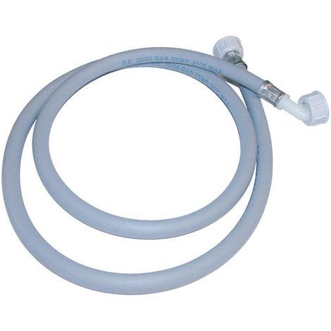 Tuyau alimentation de machine à laver ou lave vaisselle - 1.5 m ou 2 m