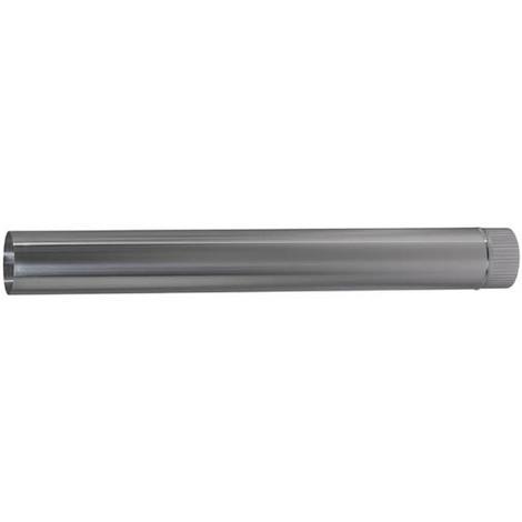 Tuyau aluminium 100 cm O167