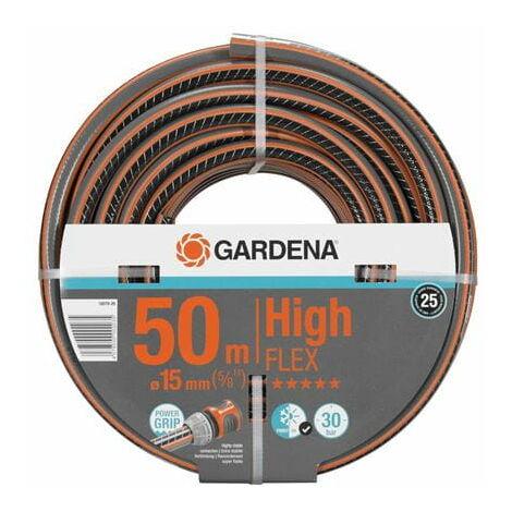 """Tuyau arrosage 50 m 15 mm (5/8 """") Gardena 18079-26"""