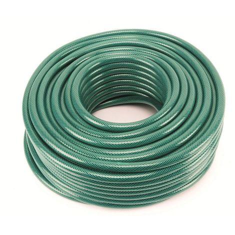 Tuyau arrosage 50m diam 14 -1/2 PVC souple KZ GARDEN