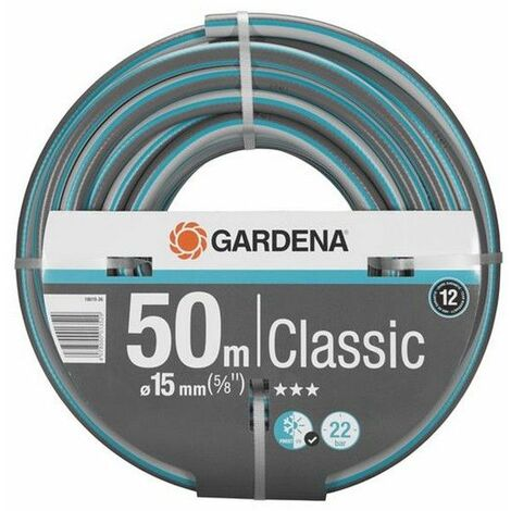 Tuyau arrosage Classic 50 mètres Gardena
