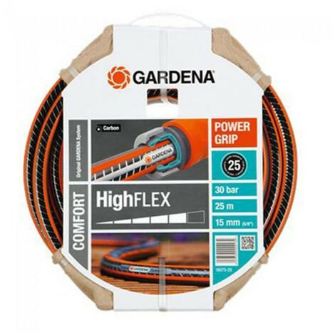 Tuyau d'arrosage Highflex GARDENA - Ø mm: 15 - Longeur m: 25