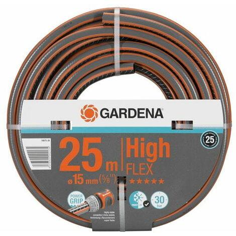 Tuyau d'arrosage Highflex GARDENA - plusieurs modèles disponibles