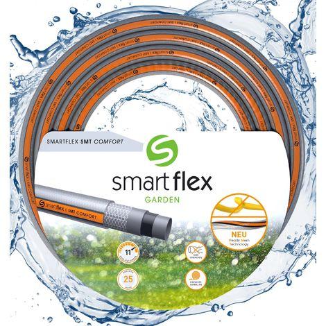 """Tuyau d'arrosage SMARTFLEX SMT Comfort Multicouche 50m Ø25mm (1"""") 7 bars Robuste Anti torsion"""