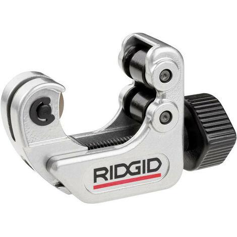 Tuyau de coupe Ridgid Midget 101 pour tuyau de cuivre 6-28mm 40617