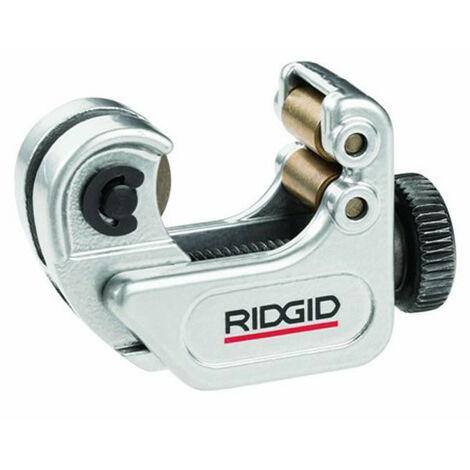Tuyau de coupe Ridgid Midget 103 pour les tubes de cuivre 3-16mm 32975