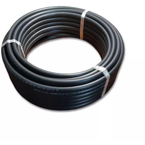 Tuyau de micro irrigation Ø16mm 25m