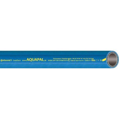 Tuyau d'eau potable AQUAPAL® Ø intérieur 50 mm Épaisseur du mur 7,5 mm 435 mm Longueur 40 m Rolle