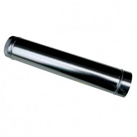 Tuyau droit d'aspiration D. 250 x L. 1000 mm - AB-UTR250/1000 - Holzprofi - -
