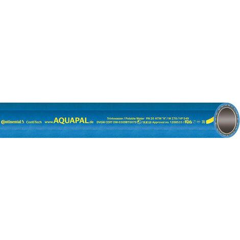 Tuyau eau potable AQUAPAL 38x65mm 1.1/2 40m
