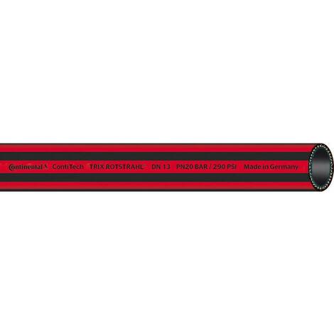 Tuyau eau TRIX rouge - 50x7mm 2 40m