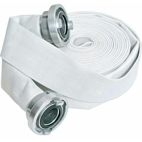 Tuyau flexible confectionné avec raccord Storz-C diam 52 mm - longueur : 10 m