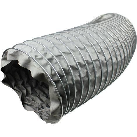 Tuyau flexible et collier pour chauffage avec évacuation du gaz IDF Protemp PT100IDF-SL