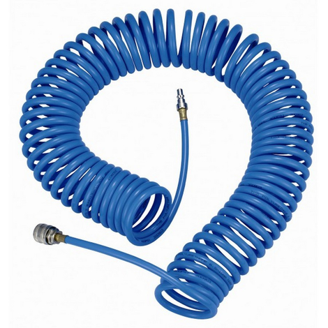 Tuyau flexible spirale PU. 6.5 x 10mm x 10m PROMAC - 98111-PU