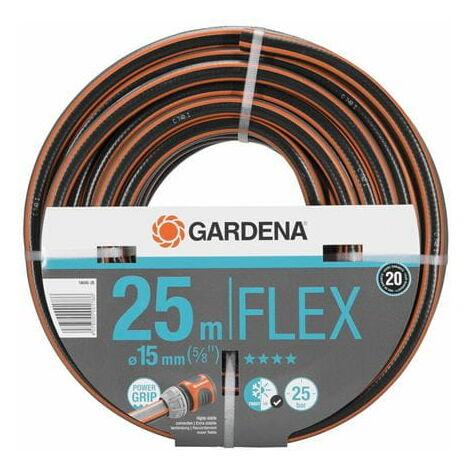 Tuyau GARDENA PowerGrip Flex Ø15mm L. 25m - 18045-26