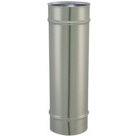 Tuyau inox Ø153mm x 1,00m - ISOTIP JONCOUX : 031015