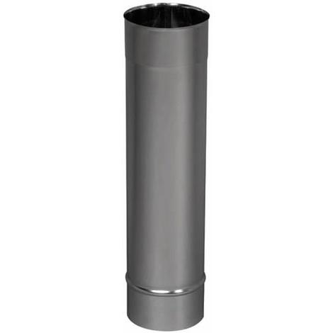 Tuyau inox 304 O125 50cm