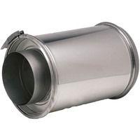 Diámetro de los tubos de estufas