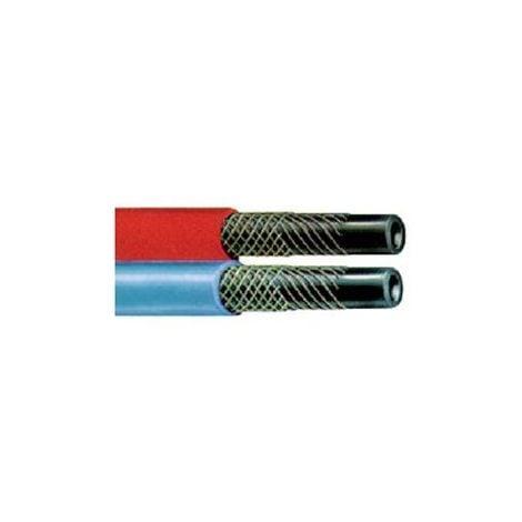 Tuyau Jumelé Oxygène/ Acétylène 10 x 17 mm