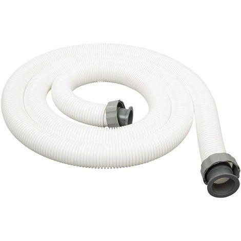 Tuyau piscine Bestway 3m x Ø38mm connecteurs filetés