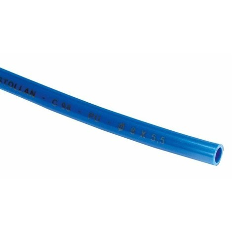 Tuyau polyurethane air comprimé 5,5X8 (Lot de 10 mètres)