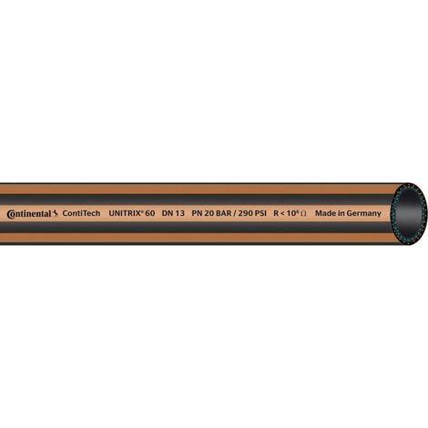 Tuyau polyvalent UNITRIX 60 10x3,75mm, 3/8, 50m