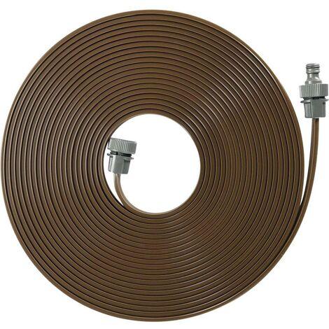 Tuyau pour arroseur, marron, longueur 15 m GARDENA