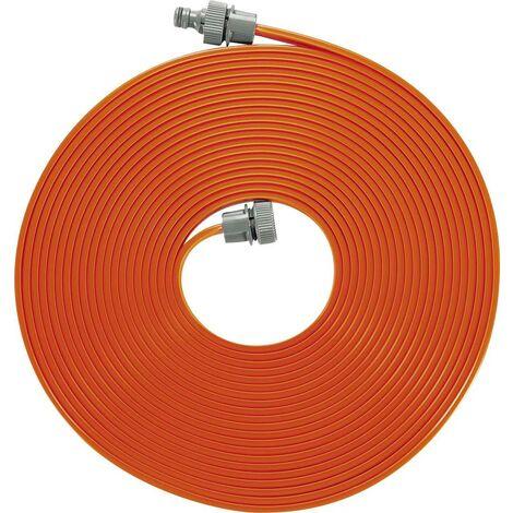 Tuyau pour arroseur, orange, complet avec des armatures, longueur 7,5 m GARDENA 00995-20