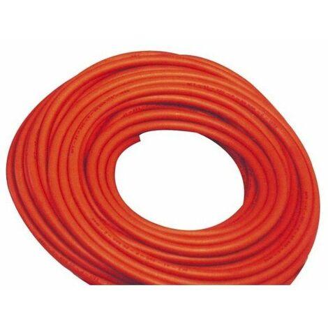 "main image of ""Tuyau propane caoutchouc orange 6 x 13 - proparub couronne de 20 m"""