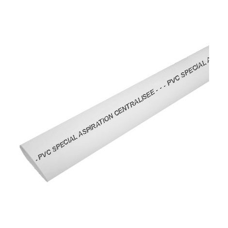 Tuyau PVC à la barre