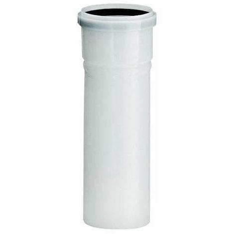 Tuyau rigide PPs 25cm Ø80 + joint epdm
