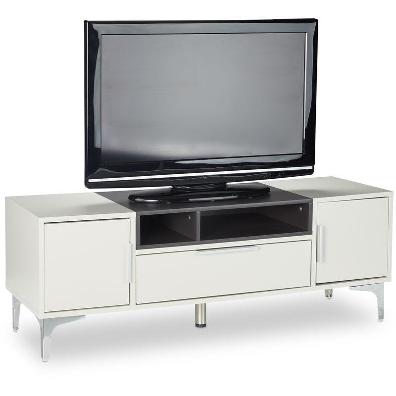 Tv Board Freistehendes Lowboard Mit Stauraum Xl Sideboard Mit