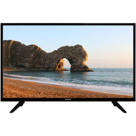 Tv hitachi 39inch led hd - 39he2200 - smart tv - hdr - hlg - 2 x hdmi - usb - wifi -